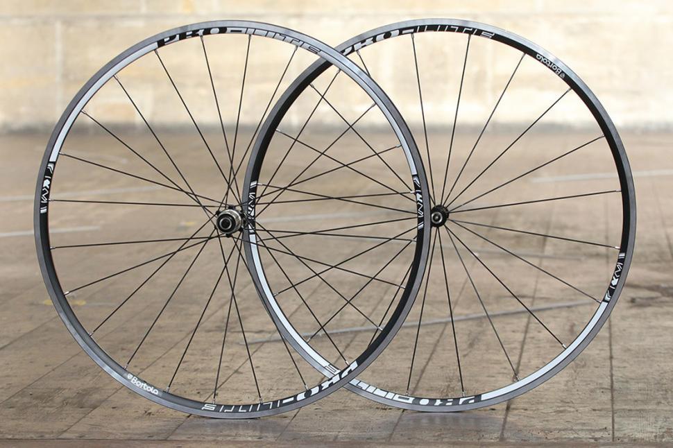Pro-Lite Bortola A21 wheelset