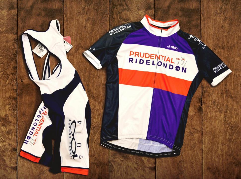 Prudential RideLondon Kit
