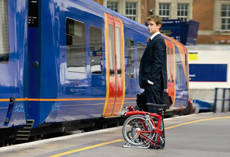 Rail-Cycle Integration (picture credit Stagecoach Group)