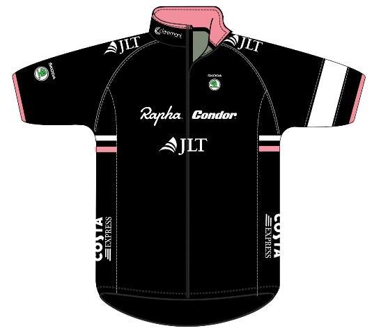 Rapha Condor JLT 2013 jersey