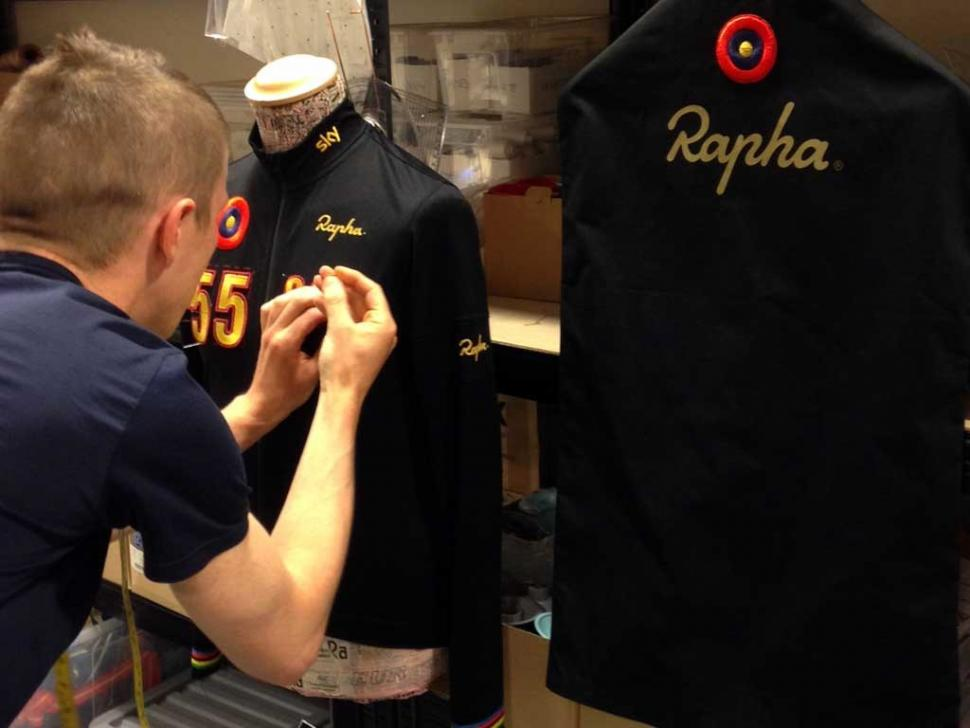 Rapha Wiggins Hour jersey (picture Rapha.cc)