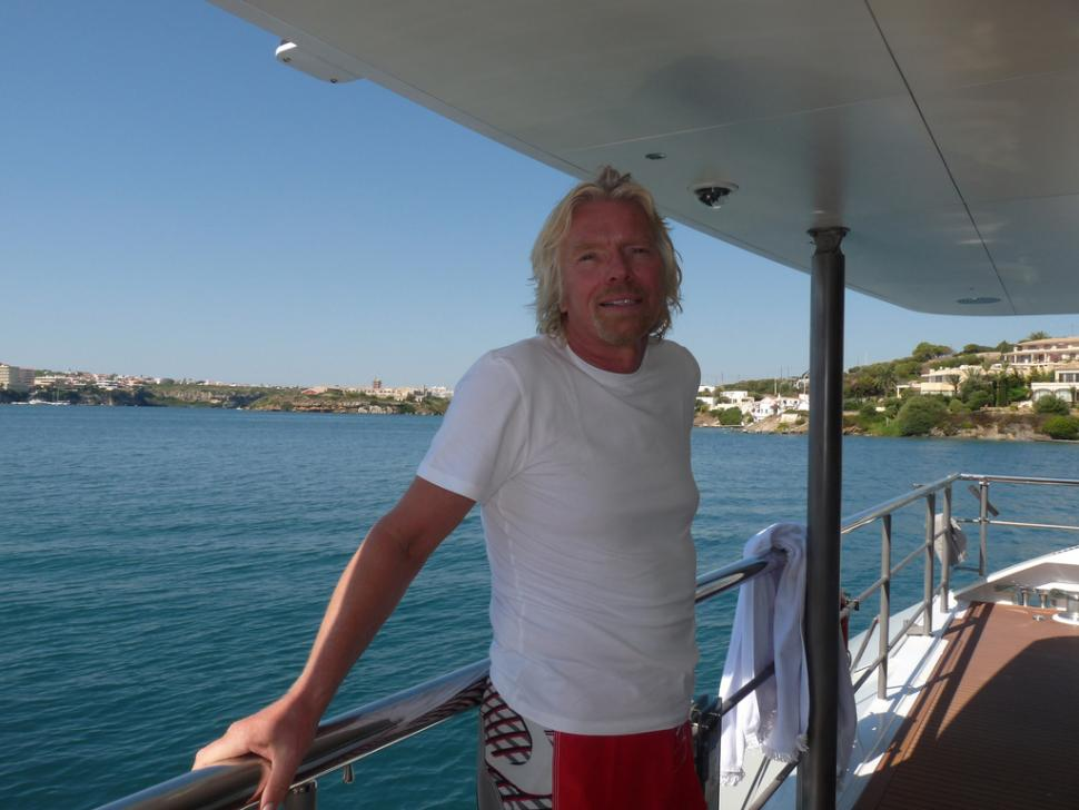 Richard Branson (c) bbcworldservice via Flickr