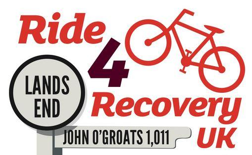 Ride 4 Recovery logo
