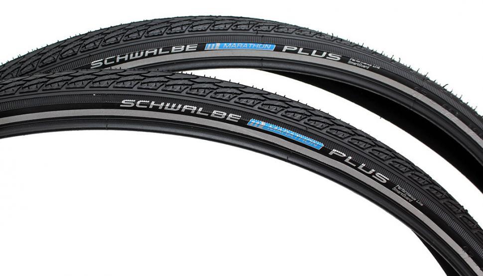 Neumáticos de carretera Schwalbe Marathon Plus
