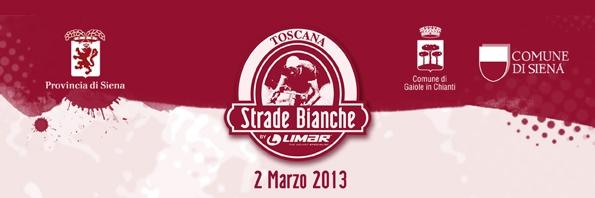 Strade Bianche 2013 logo
