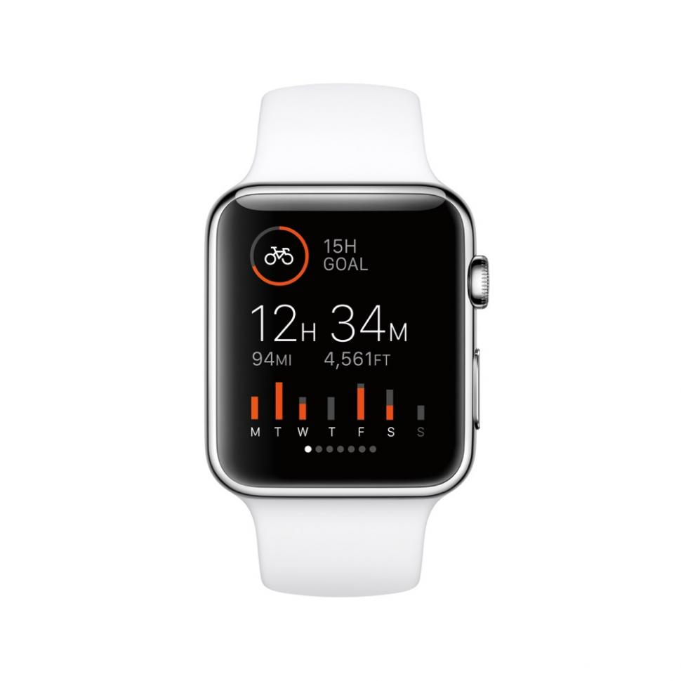 Strava app is ready for Apple Watch launch