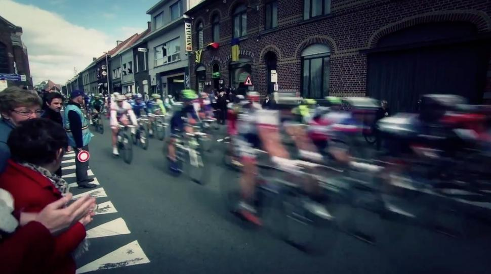 Team Sky Flanders and Roubaix 2013 video