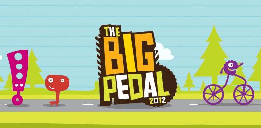 The Big Pedal 2012