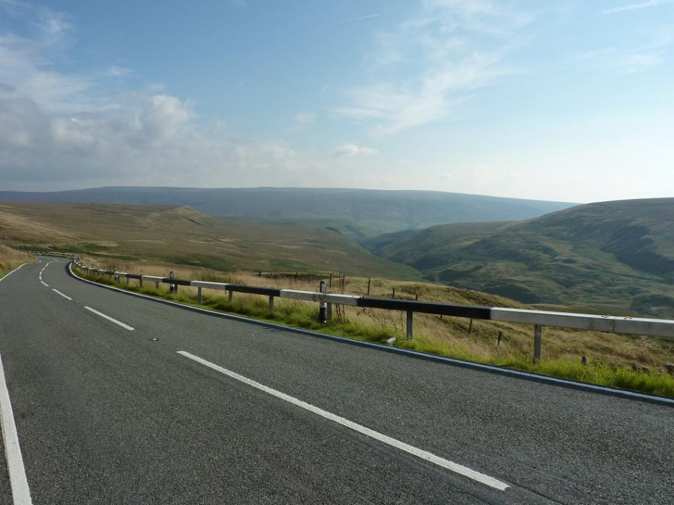 The top of Holme Moss (CC licensed image by by shirokazan:Flickr)