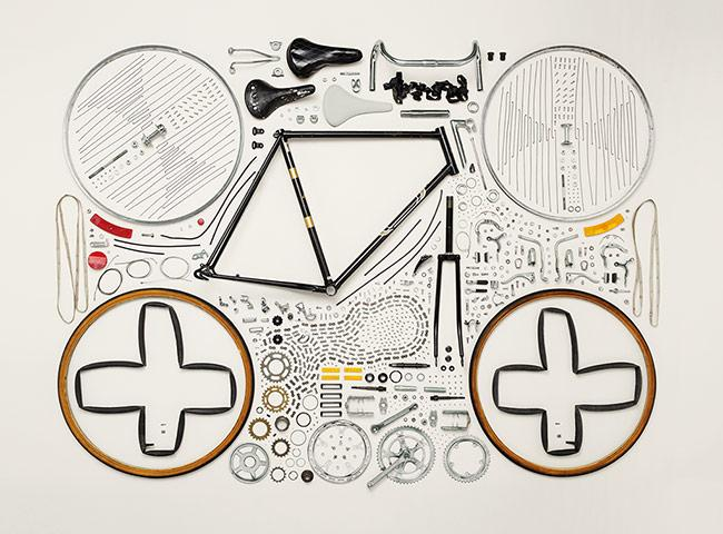 Things Come Apart - bicycle