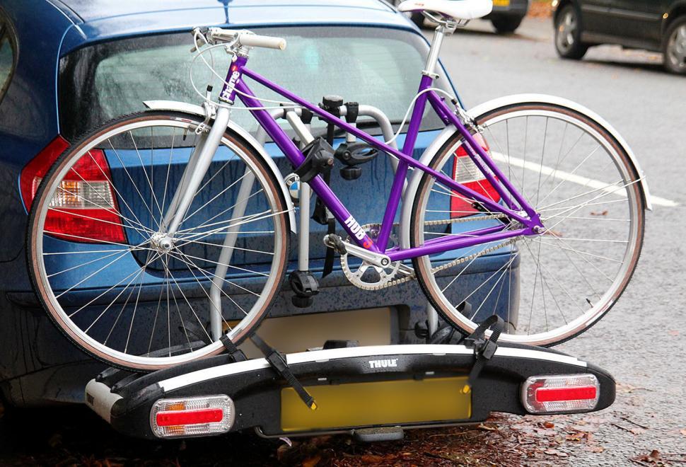 Thule Euroclassic G6 Led 929 3 Bike Towball Carrier