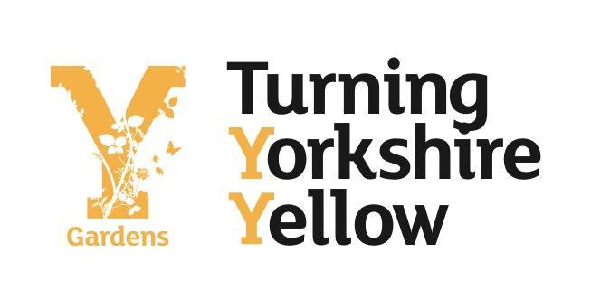 Turning Yorkshire Yelow logo