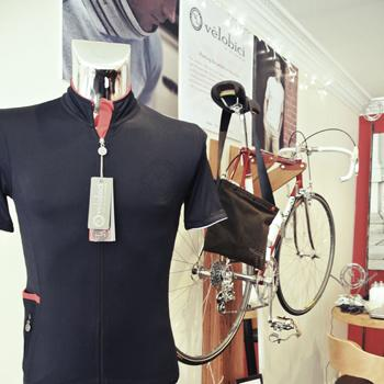 Velobici pop up shop