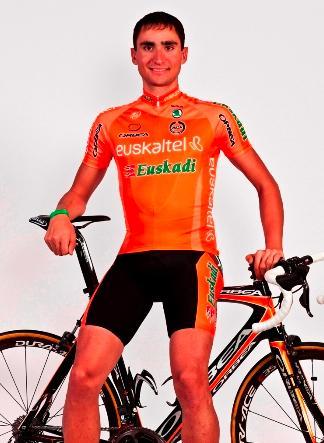 Victor Cabedo (picture Euskaltel Euskadi)