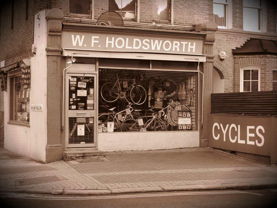 WF Holdsworth