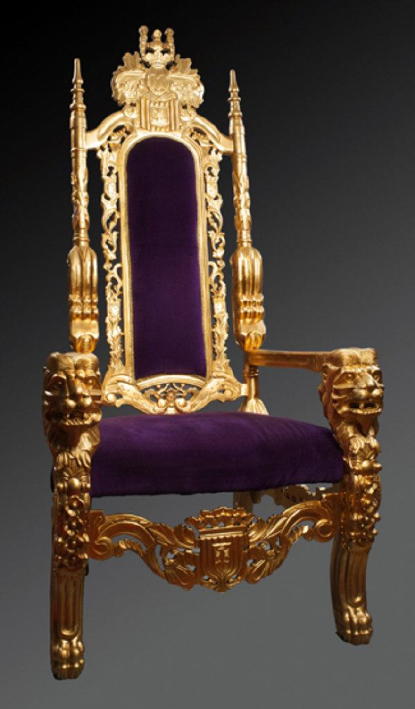 Wiggins throne (c) Graham Budd auctions