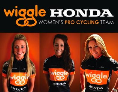 Wiggle Honda Women's Pro Cycling Team