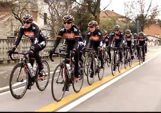 Wiggle Honda Women's Tour promo still