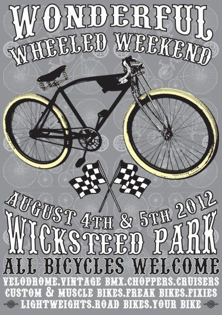 Wonderful Wheeled Weekend
