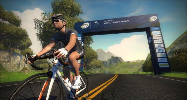 Zwift Richmond Finish (1)