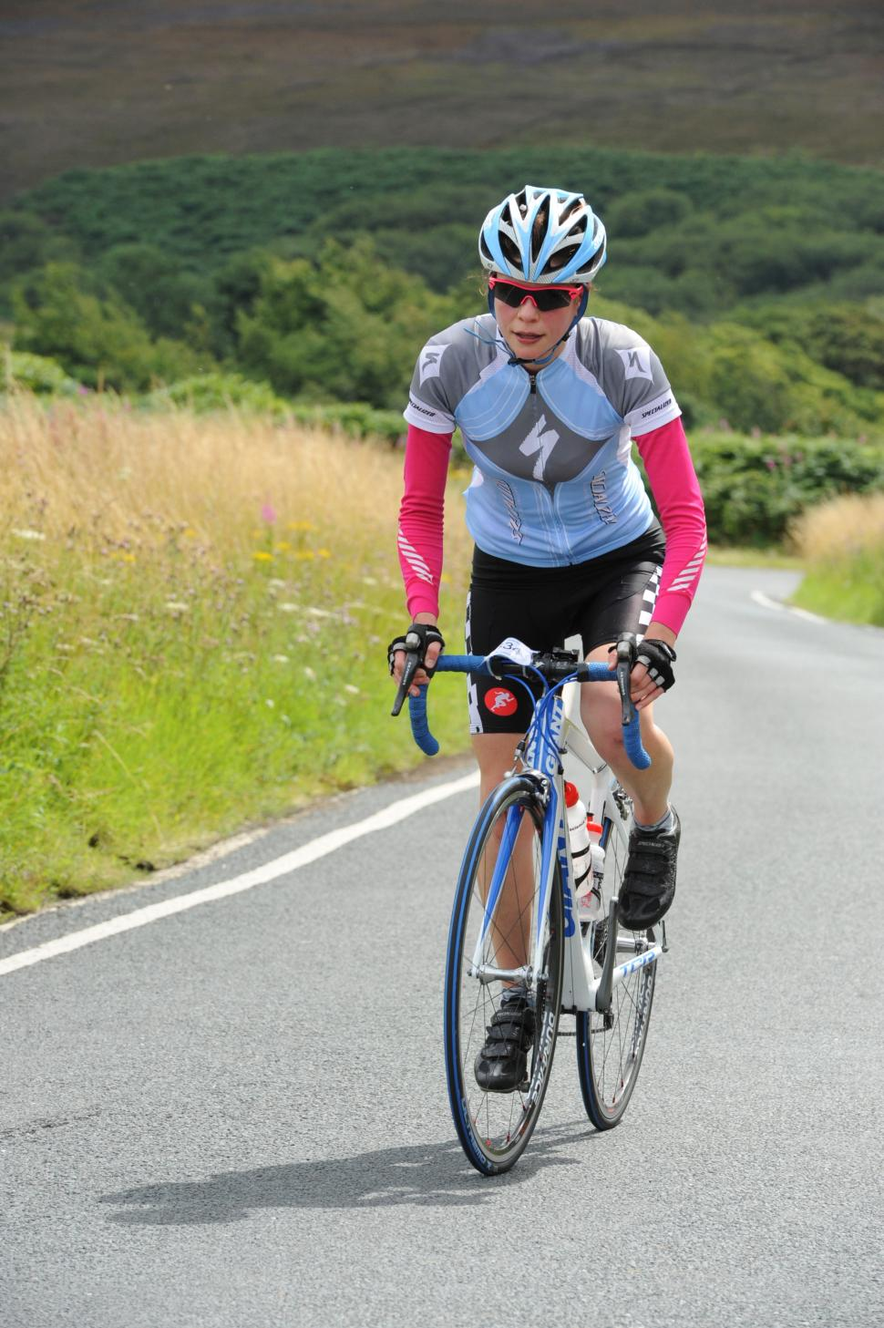 CTC Cycle Champions womeon only sportive.JPG