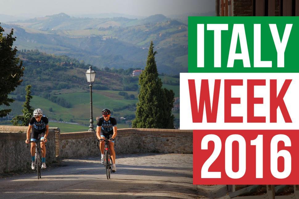 Italy Week 2016