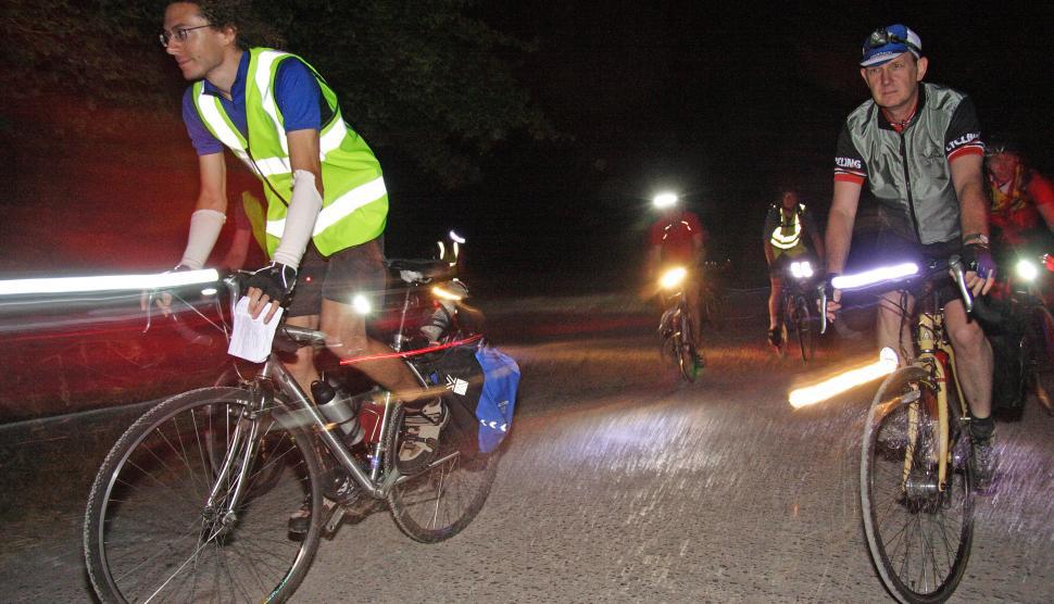 night riding - exmouth exodus