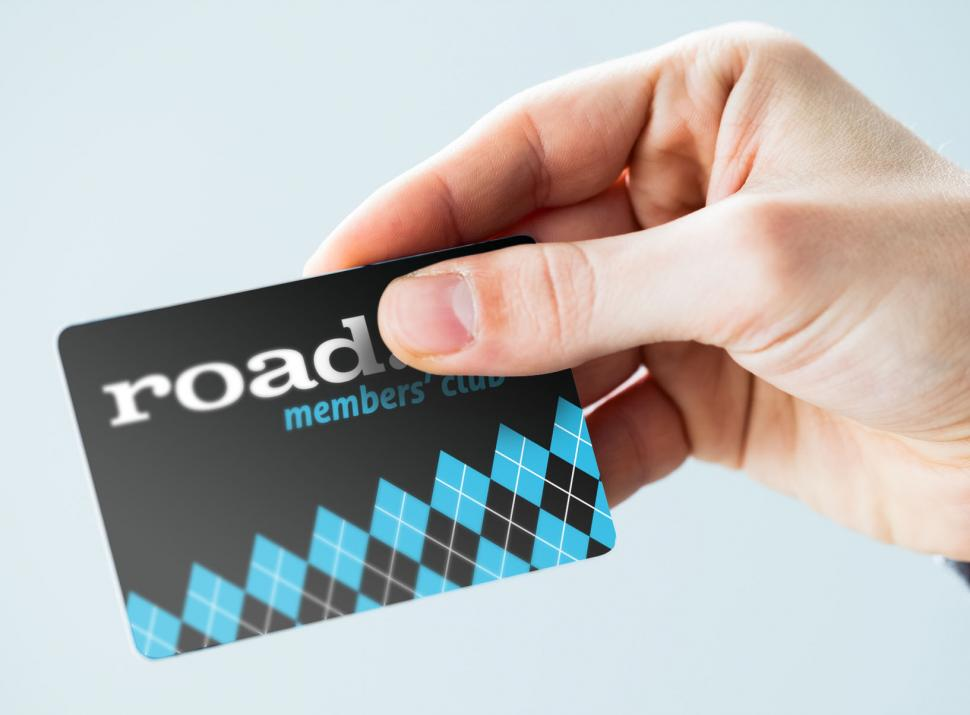 road.cc members club card
