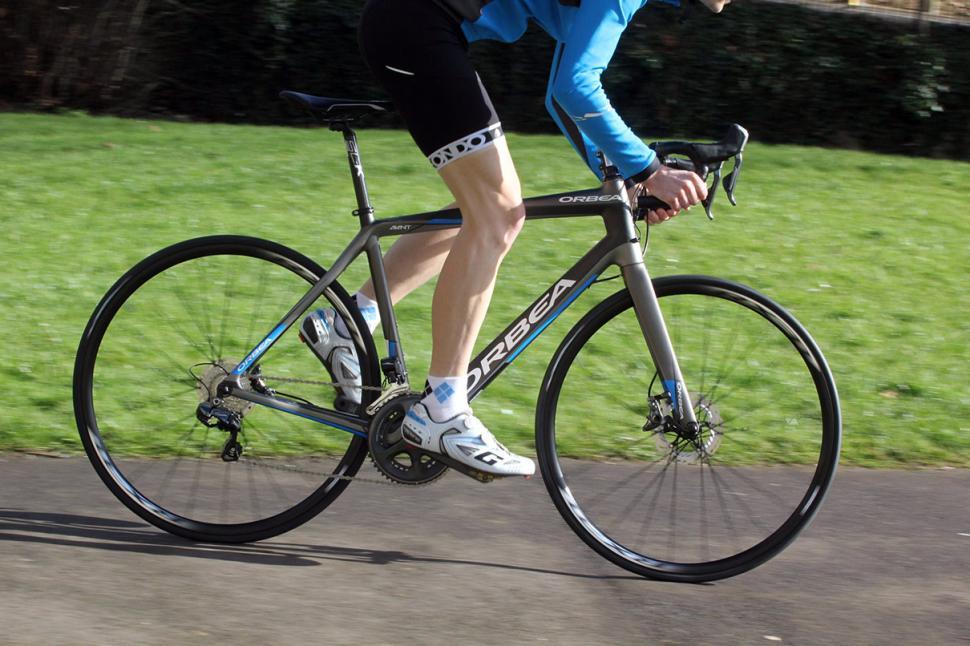 Review Orbea Avant Road Bike