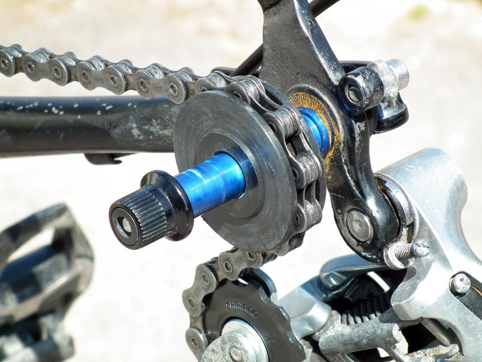 Review Park Tool Dh 1 Dummy Hub Road Cc