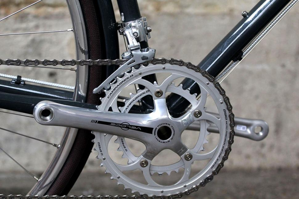 Pashley Pathfinder - crank and front mech