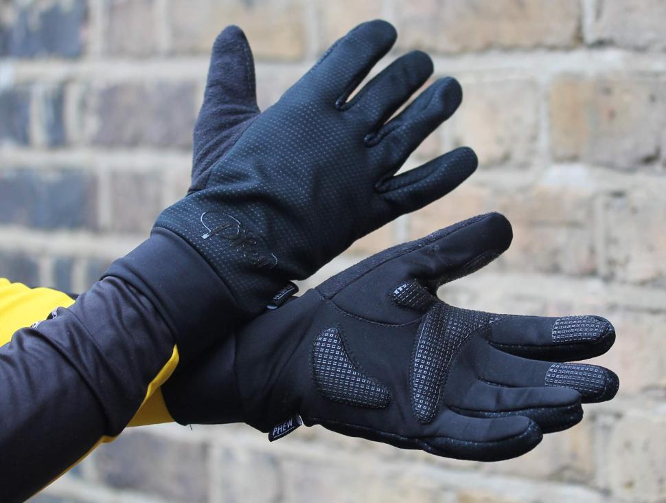 Great Liner Glove Light SIZE L//XL RRP £14.99 Odlo Warm Fleece Running Gloves
