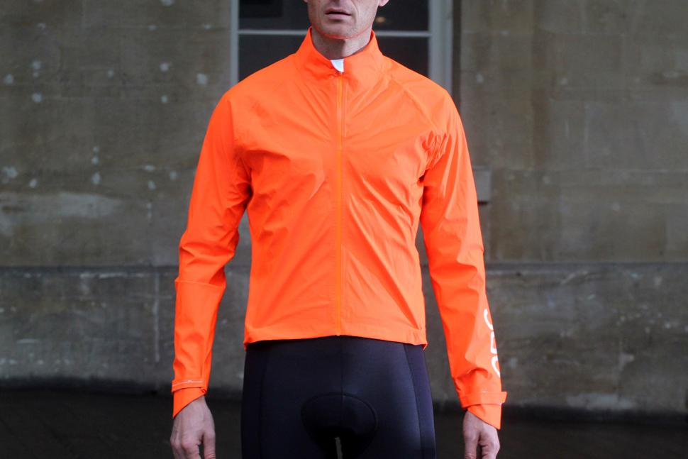 Review: POC Essential Rain Jacket | road.cc