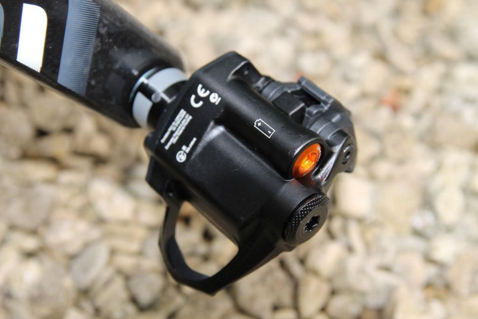 Powertap P1 pedals 5