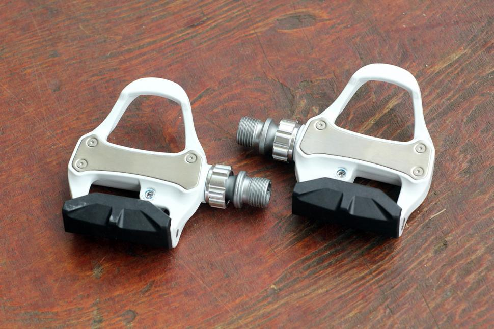 Review B Twin 500 Road Clipless Pedals Road Cc