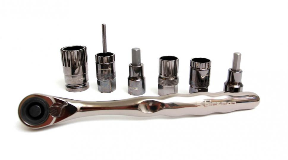 Birzman 7pc ratchet set