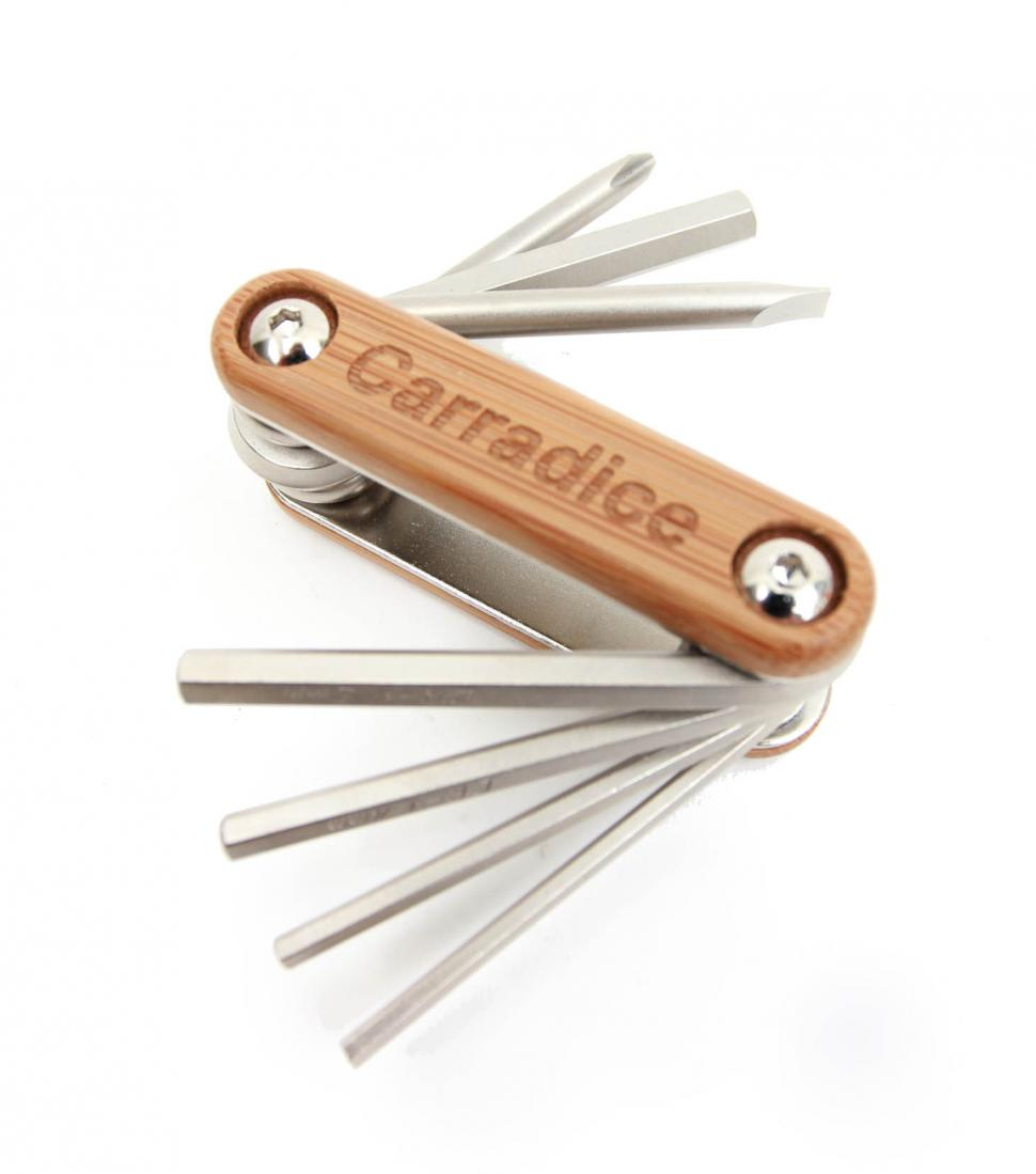 Carradice tool