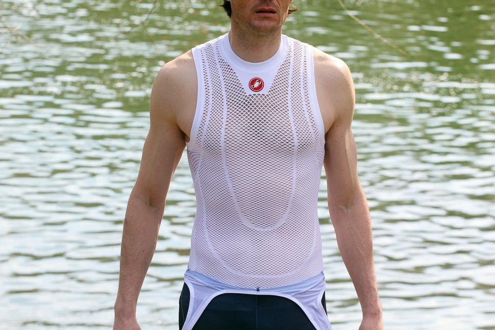 Castelli Seamless Sleeveless baselayer