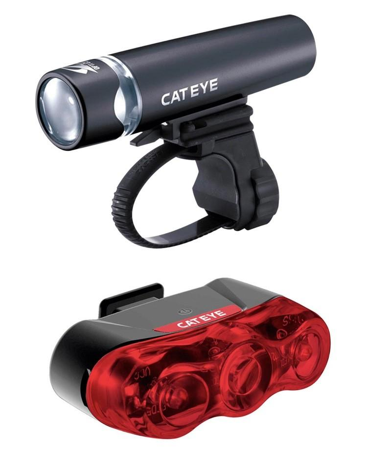 Cateye Rapid 3 light set