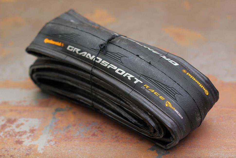 Review Continental Grand Sport Race Tyre Road Cc