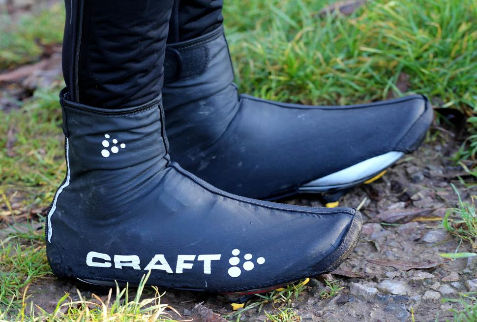 Craft Rain Bootie Cycling Shoe Cover