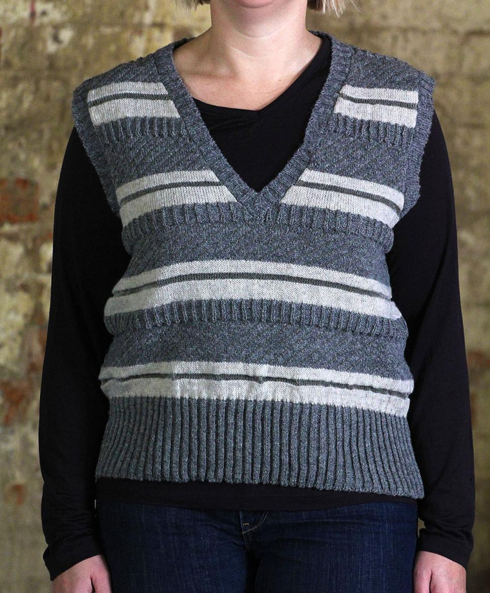 Dashing Tweeds Reflective Tank Top