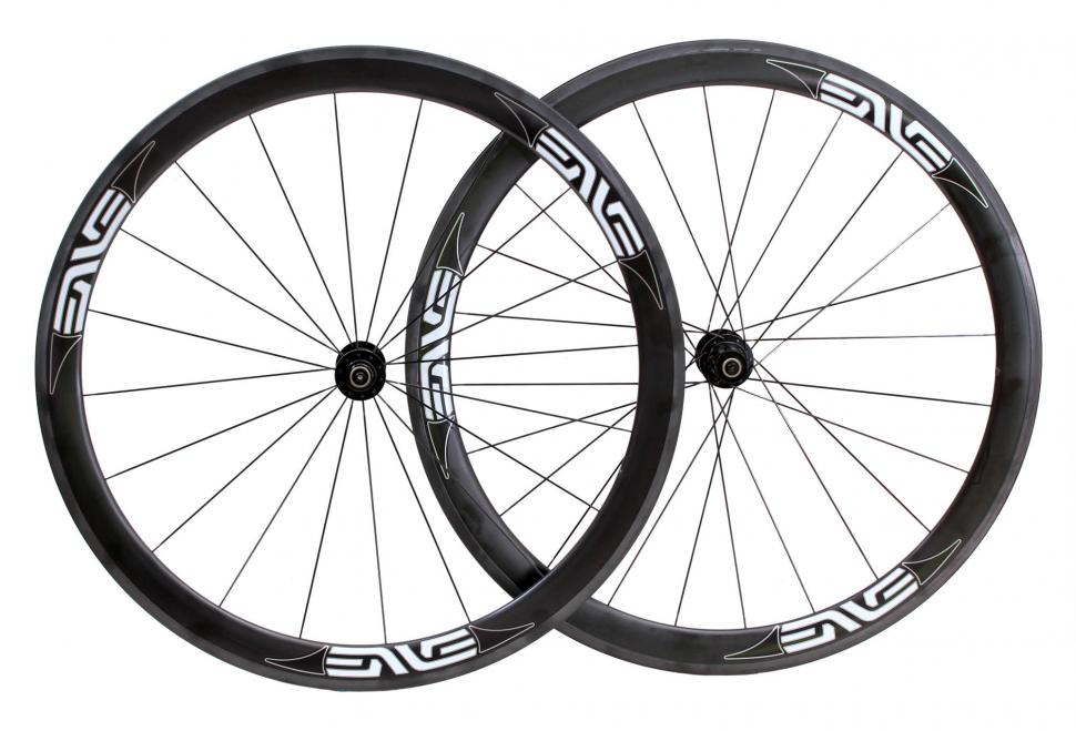 Enve 45 Carbon clincher wheelset
