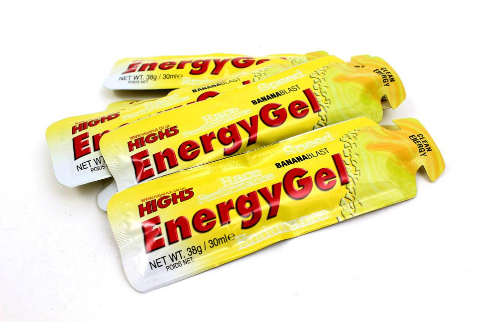 High5 Energy Gel sachets