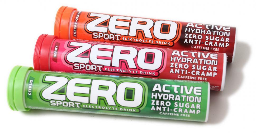 High5 Zero Sport electrolyte drink
