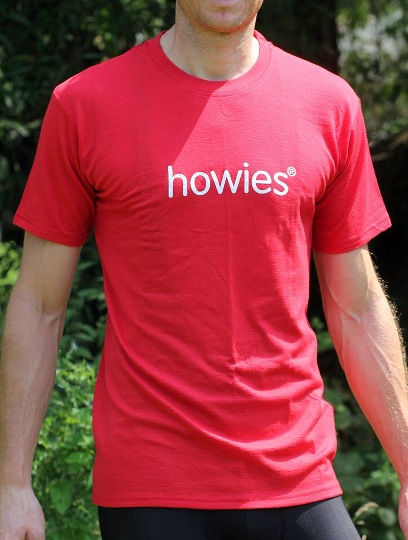 Howies Classic Vail Merino tee