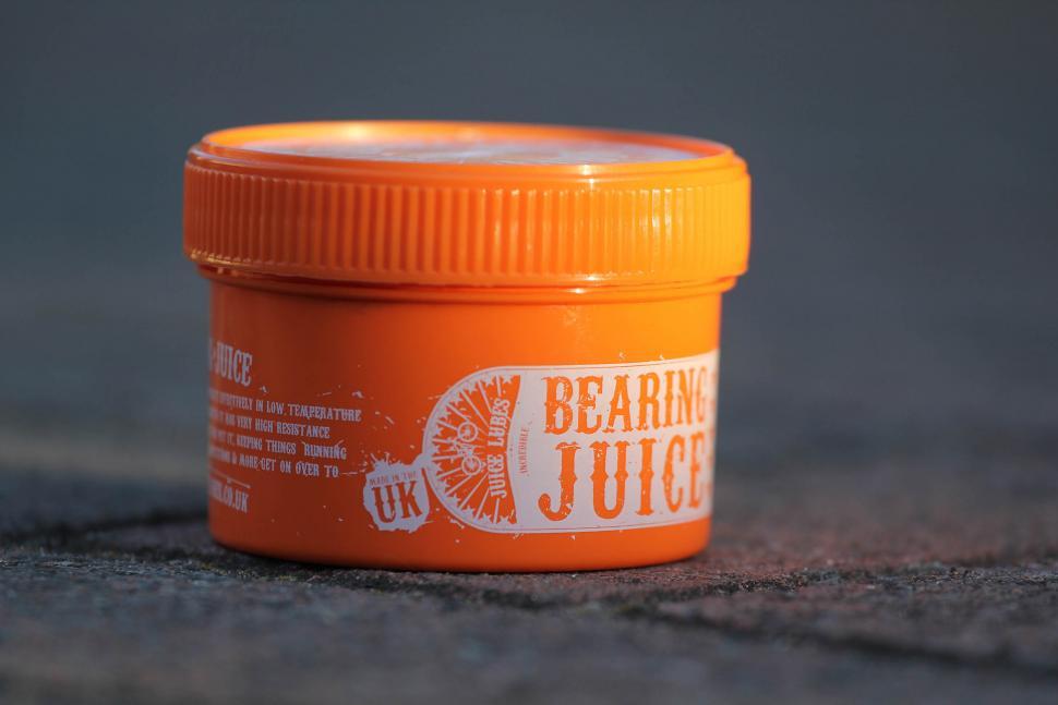 Juice ubes Bearing Juice