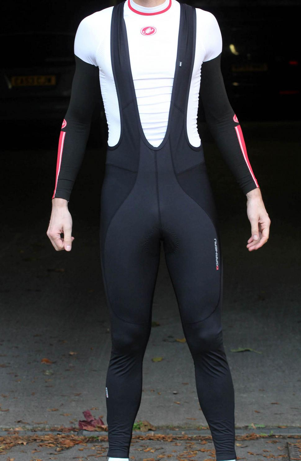 Louis Garneau Gemini Windproof Bib Tight