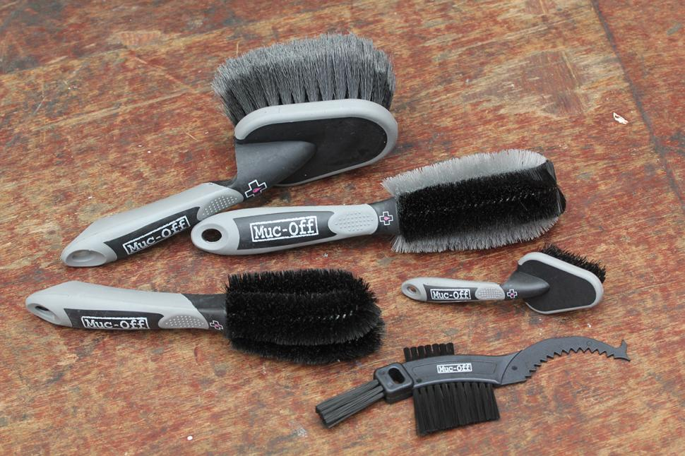 Muc-Off 5x Premium Brush Kit 2