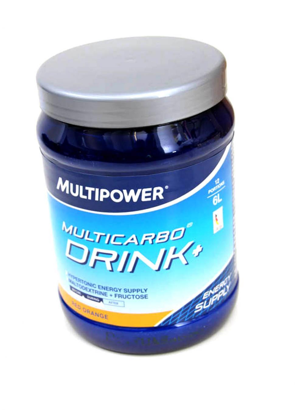 Mutlipower Multicarbo Drink